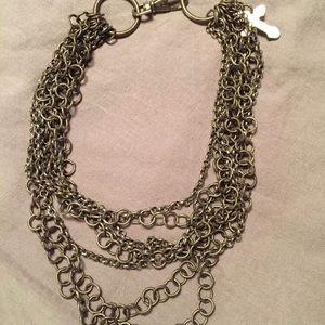 Gypsy Soule Multi Chain Necklace